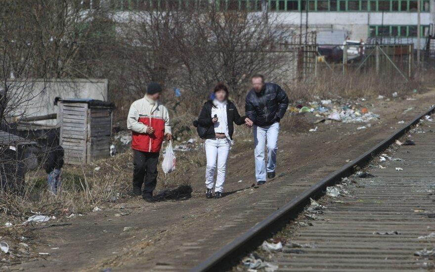 Vilniaus tabore rastas dar vienas numiręs narkomanas