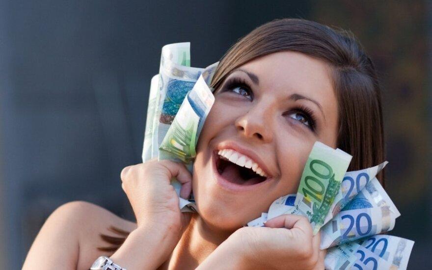 Kaip pritraukti pinigus: pirmieji žingsniai