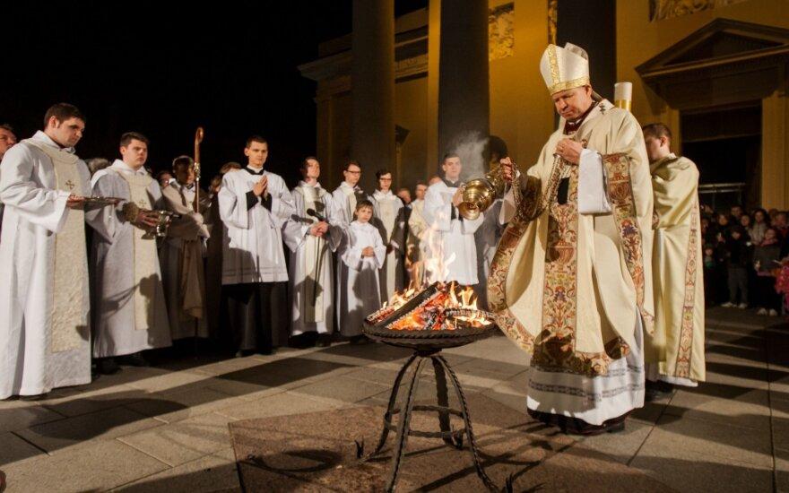 Lietuva prisijungia prie popiežiaus Pranciškaus iniciatyvos