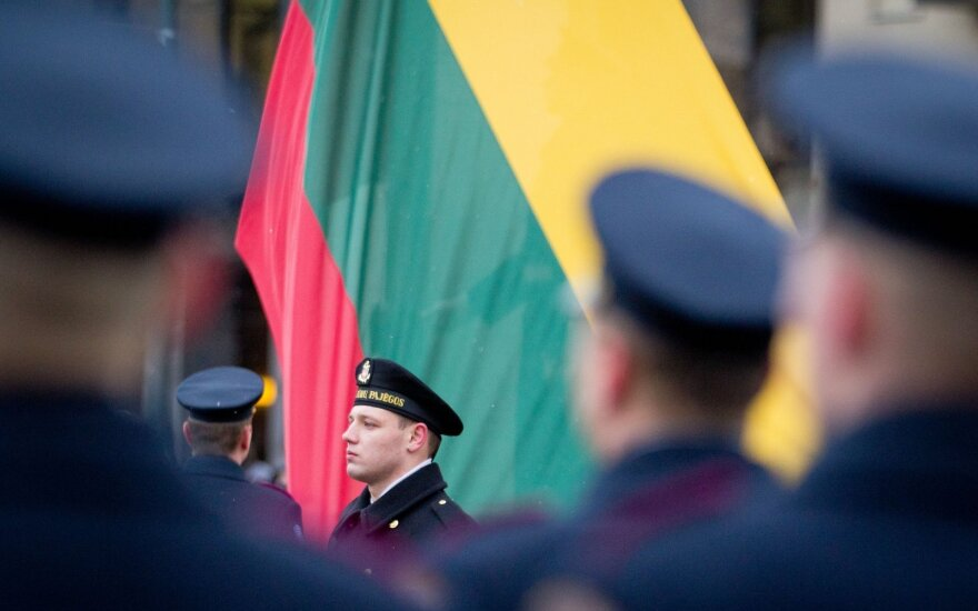 Swiss and Belarusian inspectors to check Lithuania's weaponry