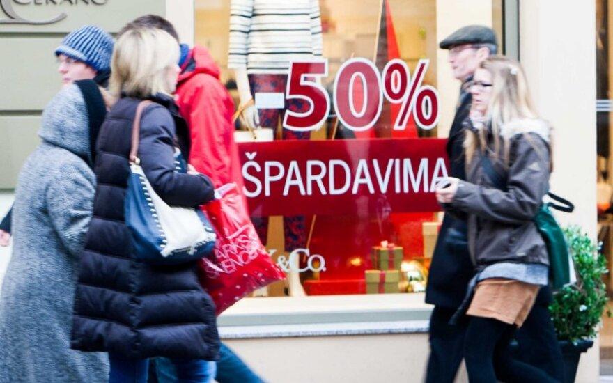 Išpardavimų spąstai: 50 proc. nuolaida pelninga pardavėjui