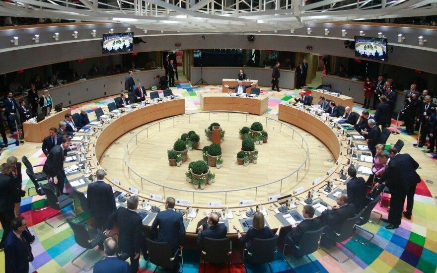Pareigas pradėjo eiti naujoji Europos Tarybos generalinė sekretorė