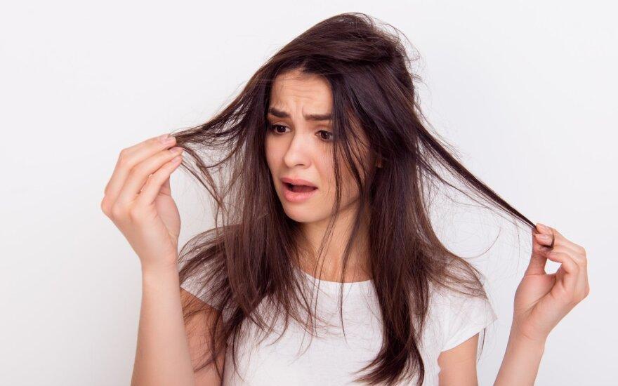 Plaukai, plaukų problemos
