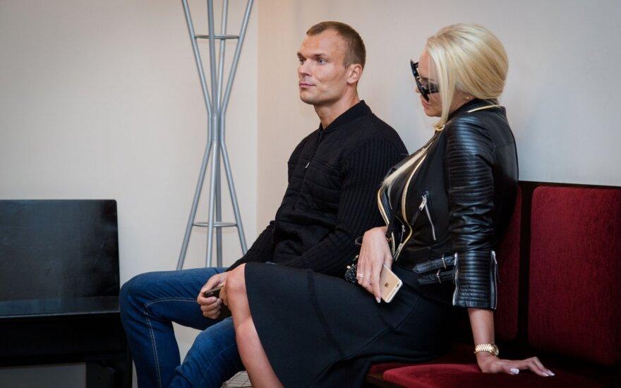 Justas Jakutis ir Vita Jakutienė