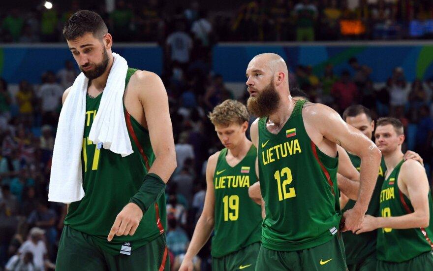 Paaiškėjo galutinė Lietuvos krepšinio rinktinės vieta Rio: ji – aukštesnė nei Londone