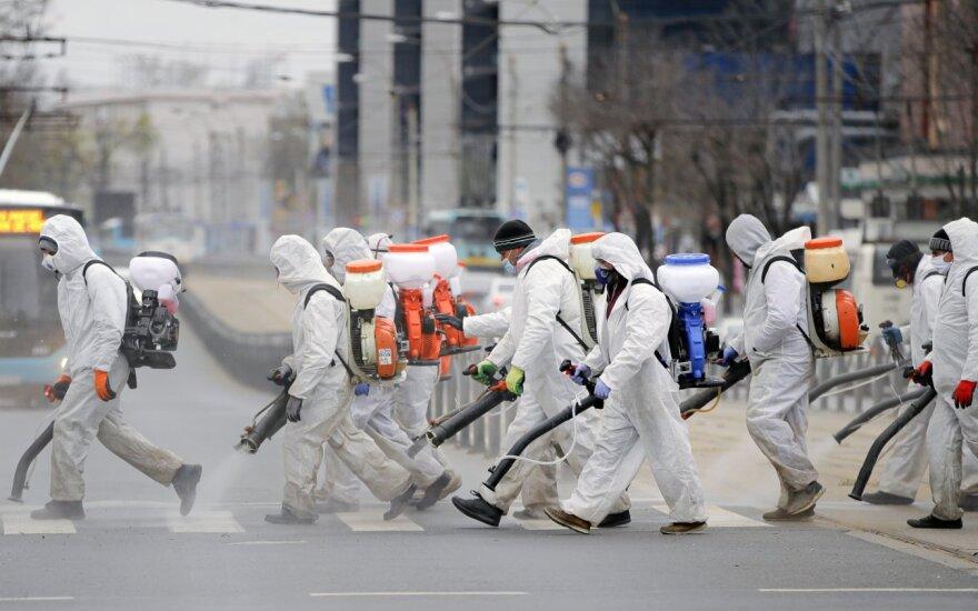 PSO: pasaulis įžengė į naują ir pavojingą COVID-19 pandemijos fazę