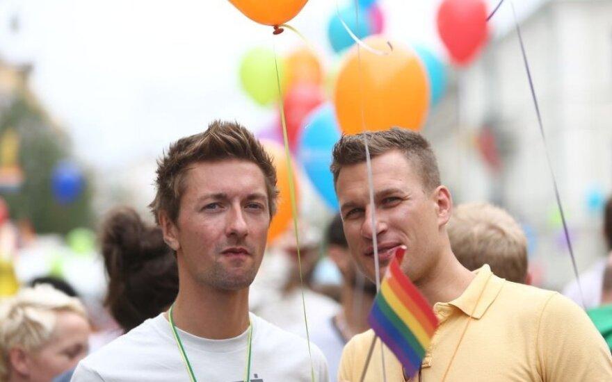 To dar nebuvo: surašė Lietuvos gėjus ir lesbietes