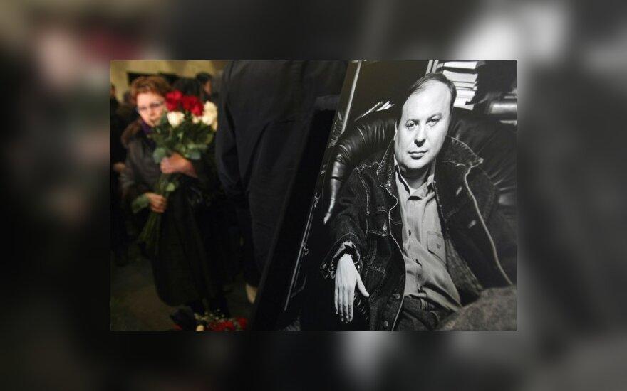 Rusijoje atsisveikinama su laisvosios rinkos architektu J.Gaidaru