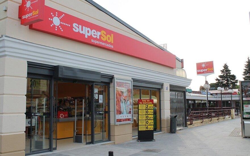 Supersol prekybos tinklas Ispanijoje