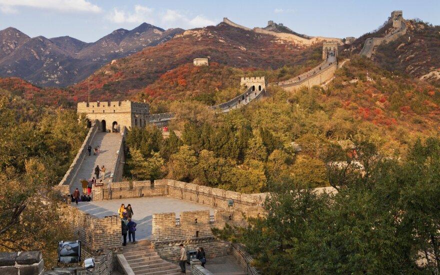 Kinija rengiasi plačiau atverti savo rinką užsienio bendrovėms