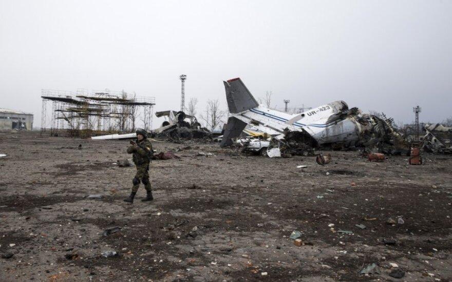 JT: konfliktas Ukrainoje nusinešė mažiausiai 8 050 gyvybių