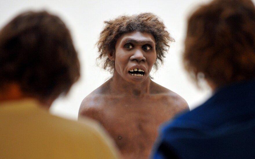 Taip atrodė neandertaliečiai
