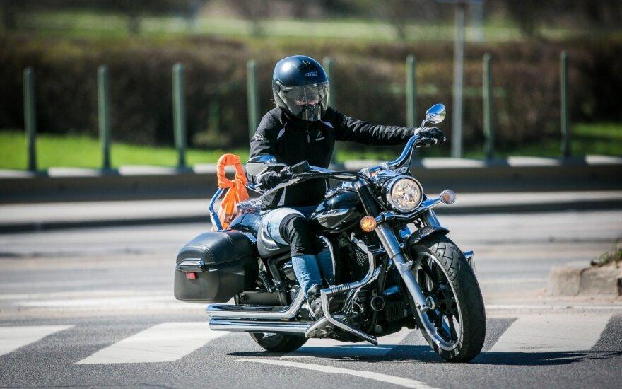 Motociklininkas