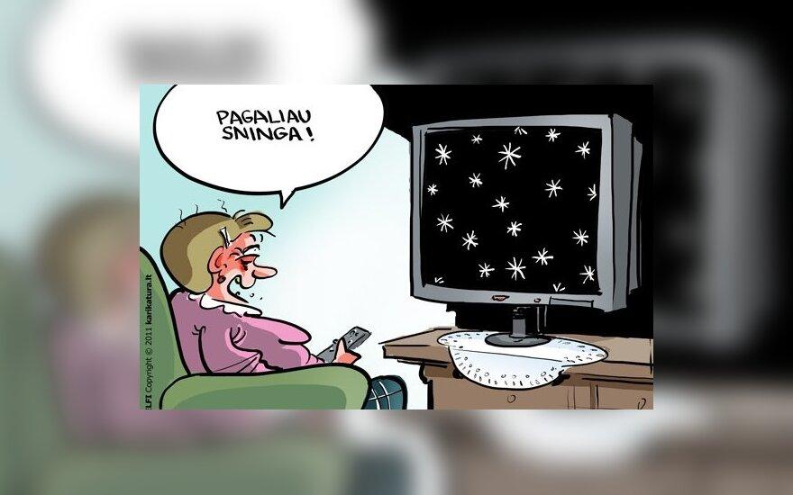 Ką suskubti įsigyti norintiems žiūrėti skaitmeninę televiziją?