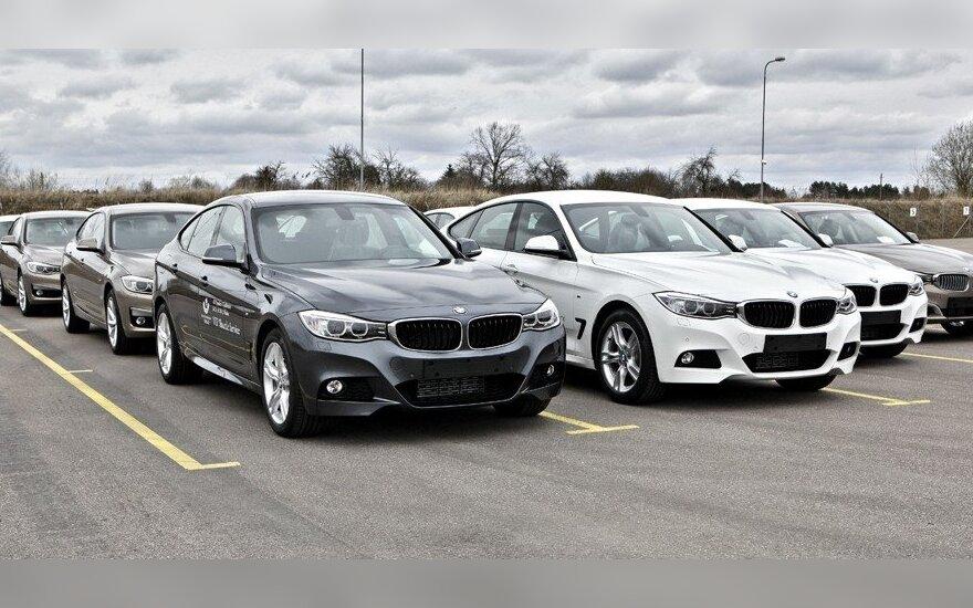 Spalį naujų automobilių rinkos augimas sulėtėjo iki 7 proc.
