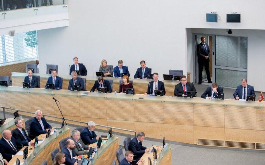 Vyriausybėje sutarta dėl migracijos sistemos pertvarkos, toliau ją svarstys Seimas
