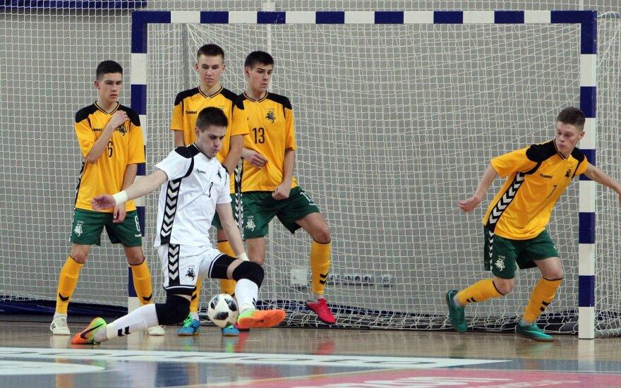 Lietuvos jaunimo (iki 19 metų) vaikinų salės futbolo rinktinė