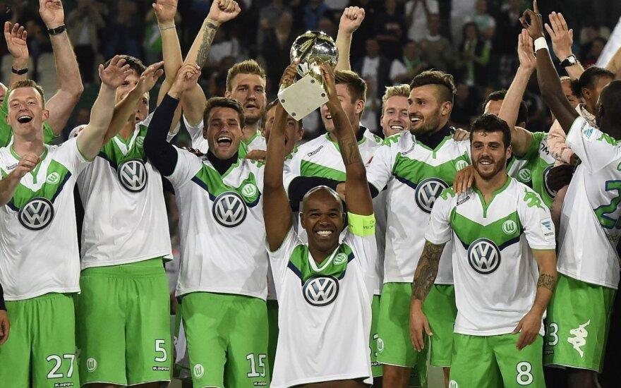 """Wolfsburg"" futbolininkai"