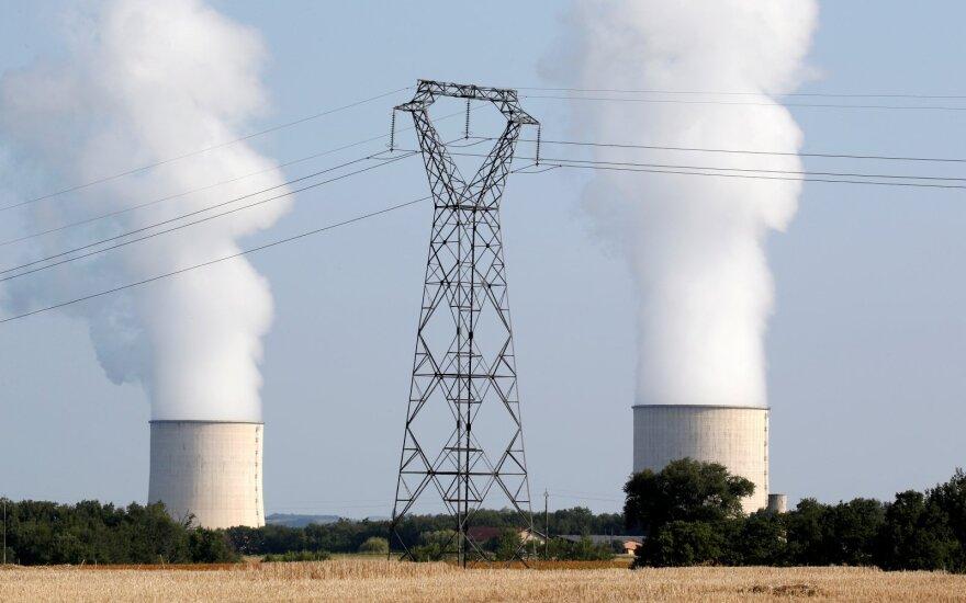 Prancūzijos branduolinė energetika