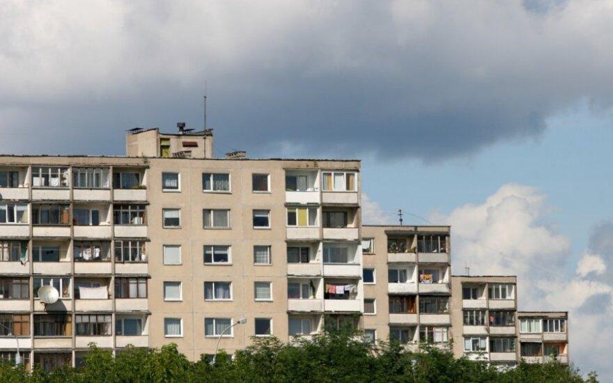 Įstatyme dėl renovacijos – sankcijos gaunantiems kompensacijas