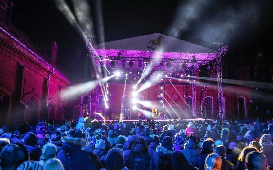 Šventiniai renginiai Raudondvario dvare pritraukia daug žmonių.