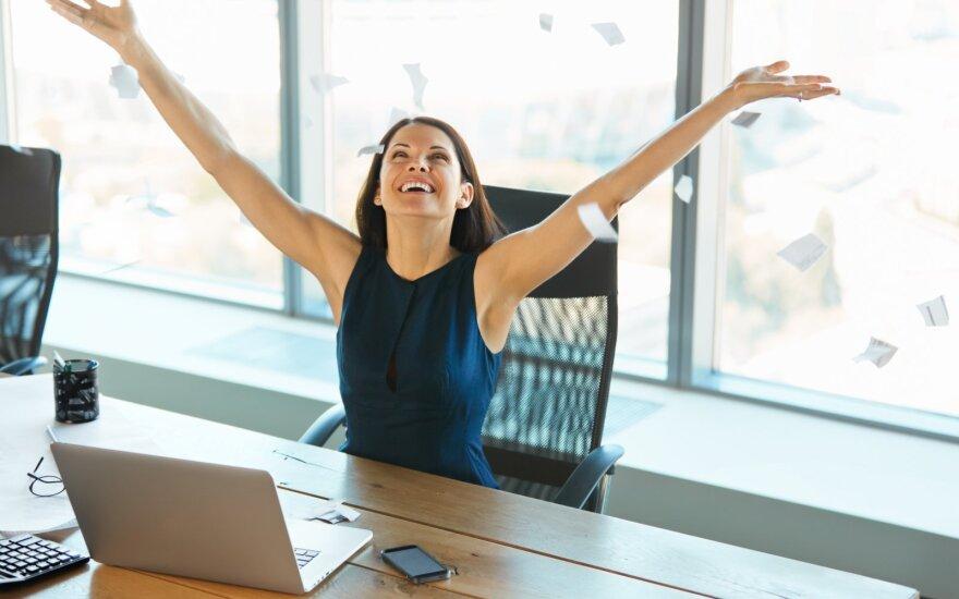 Naujas tyrimas parodė, kiek žmonėms reikia laisvo laiko, kad jie jaustųsi laimingesni