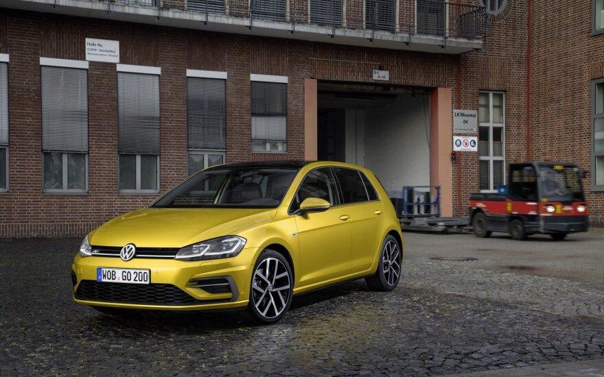 "Modernizuotas ""Volkswagen Golf"""