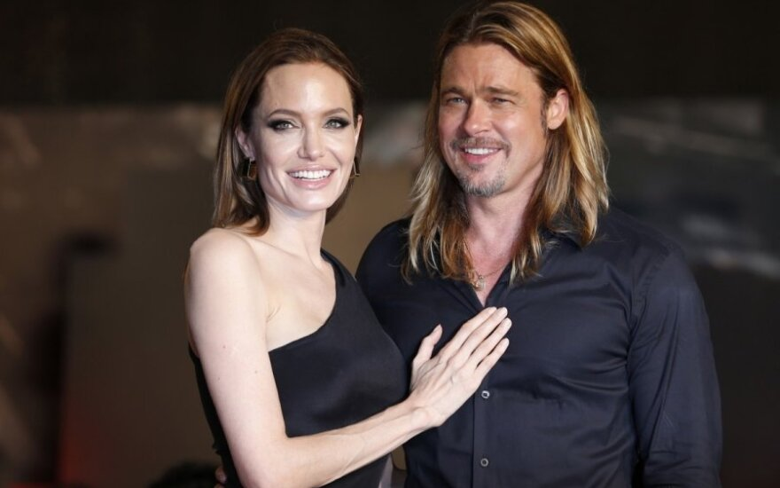 Gruodį 50-metį švęsiančiam B. Pittui A. Jolie jau nupirko keliasdešimt milijonų kainavusią dovanėlę