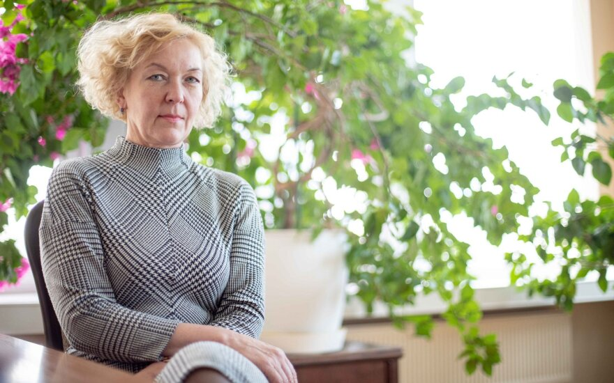 Seimui vėl bus siūloma grįžti prie teisėjos Rudėnaitės atleidimo klausimo