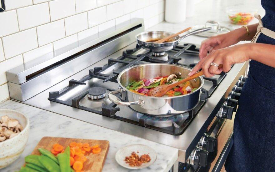 Patarimai ir receptai, kaip sunaudoti maisto likučius