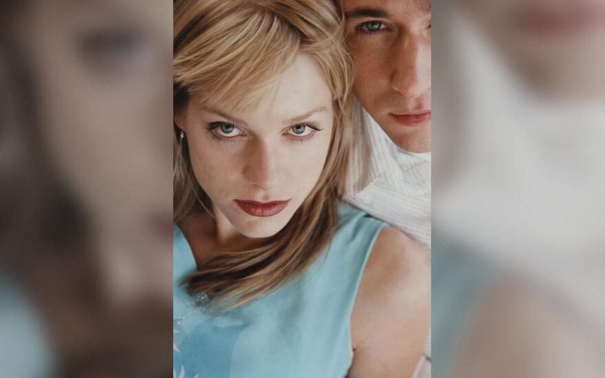 Vyras ir moteris, pora