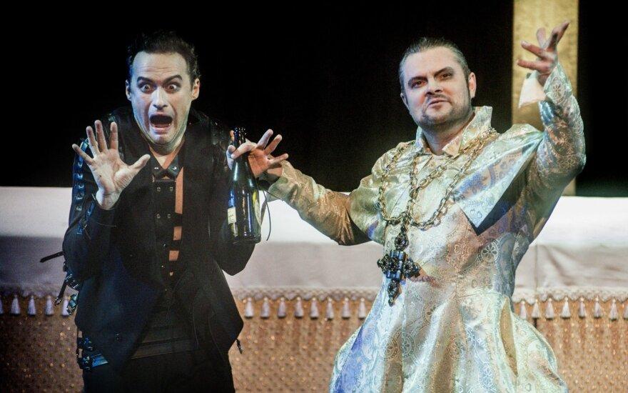 "Opera ""Faustas"""