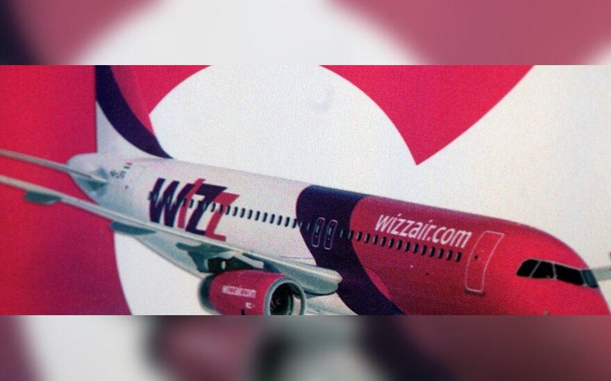 """""""Wizz Air"""" verslą Lietuvoje pradėjo nuo akibrokštų"""