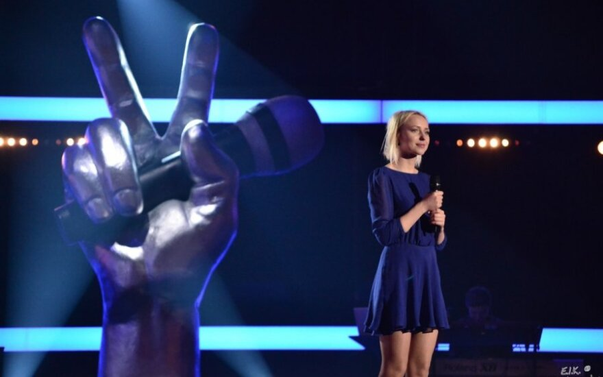 Milda Vitkauskaitė, LNK