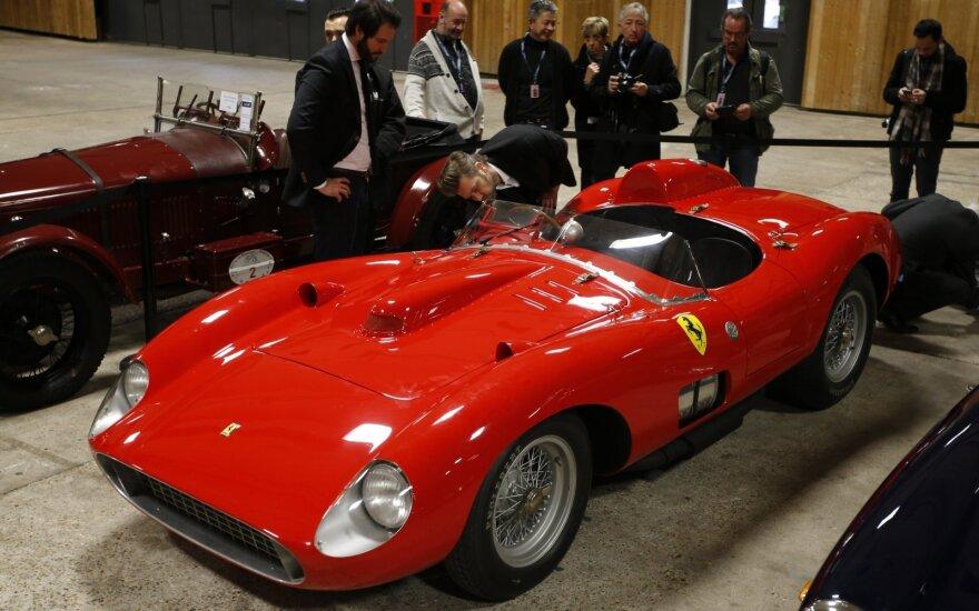 """""""Ferrari 335 Spider Scaglietti"""""""