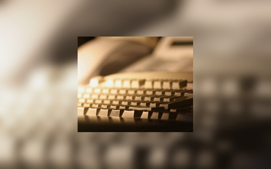 Klaviatūra, kompiuteris, IT, telefonas
