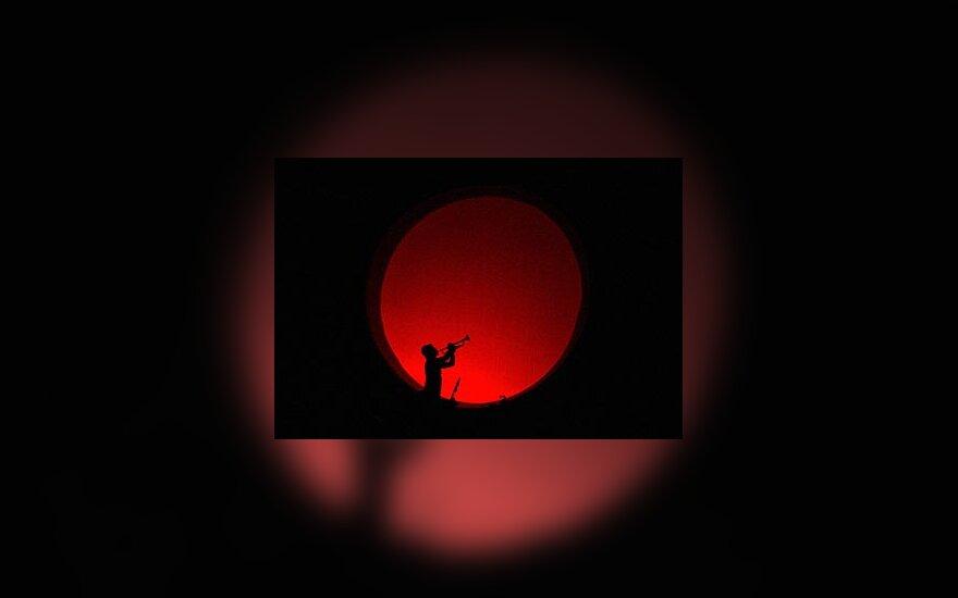 Raudonas mėnulis