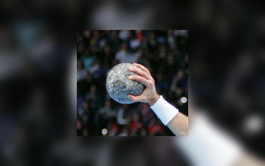 Rankinis, ranka, kamuolys