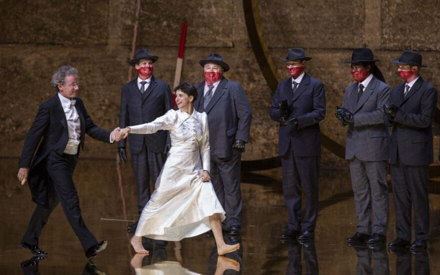 Asmik Grigorian, FOTO: Salzburger Festspiele/Ruth Walz