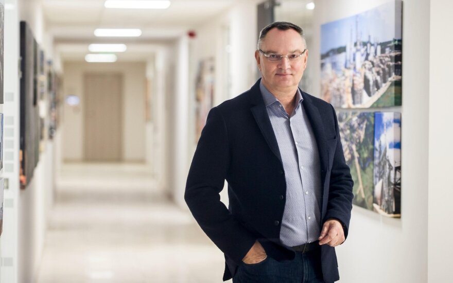 Investuotojas, VMG savininkas Sigitas Paulauskas