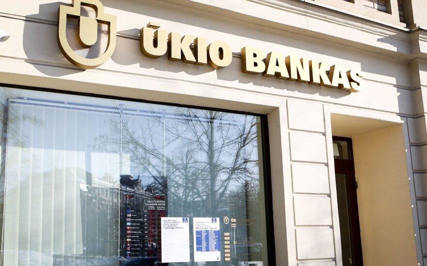 JAV žiniasklaida: pinigų plovimui Lietuvoje naudotas Ūkio bankas