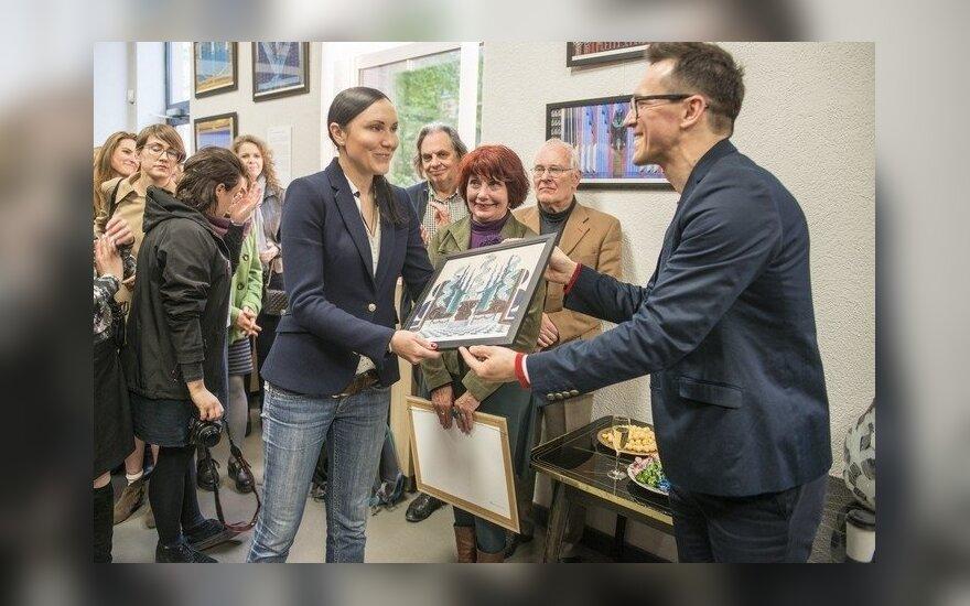 """""""Juškus gallery"""" paroda"""