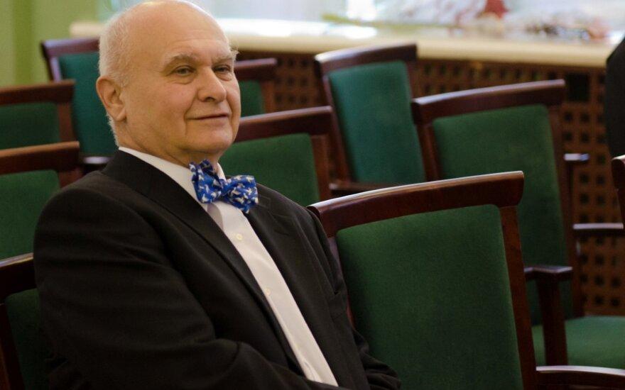 Neurochirurgas, mokslininkas ir antrepreneris prof. Teodoras Forchtas-Dagi