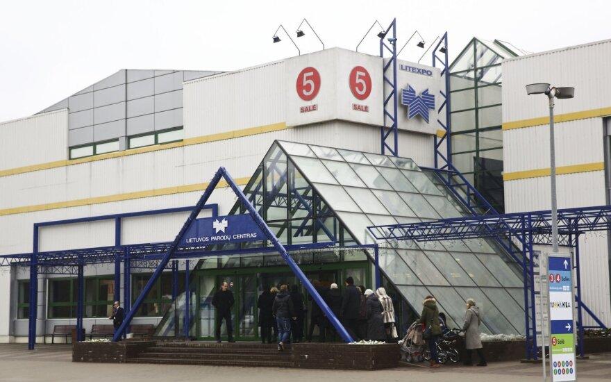 """Gelbstint """"Litexpo"""" nuo bankroto, ministerija siūlo skirti 1 mln. eurų"""