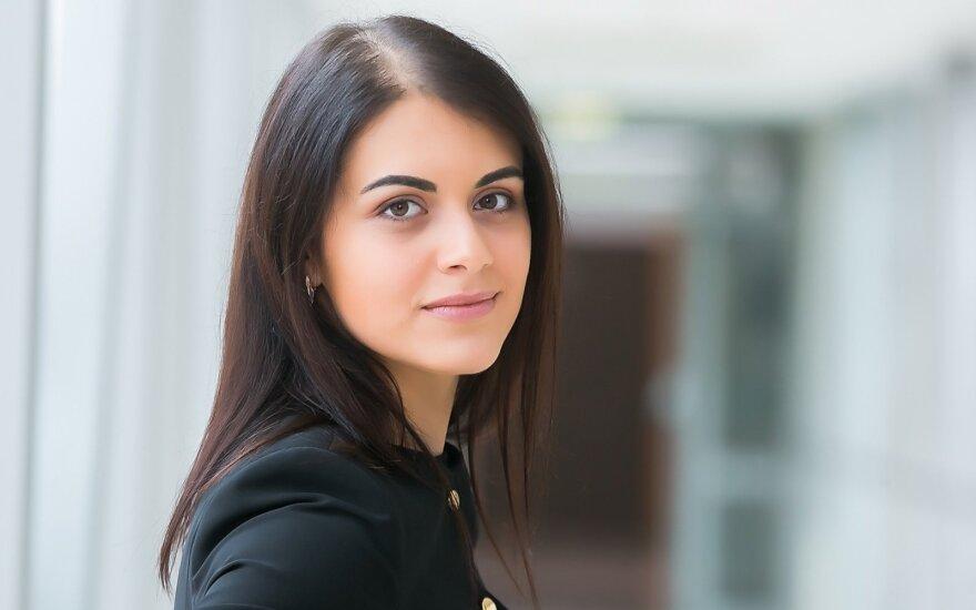 S. Grigorian užima aukštas pozicijas Lietuvos socialdemokratų partijoje – ji yra LSDP Tarybos ir Prezidiumo narė