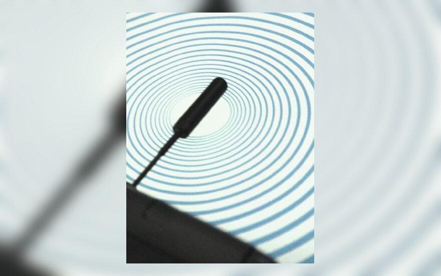 Mobilusis telefonas, ryšis, antena, (IT)