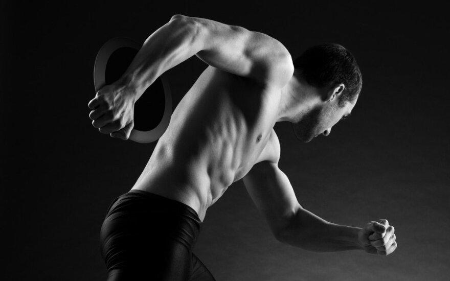 Paprasta gražaus kūno formulė: tik naudokite