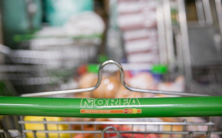 """""""Norfos"""" savininkas: pirkėjai smarkiai spaus dėl mažesnių kainų"""