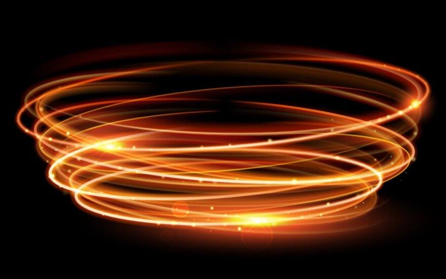 Mokslininkai po 150 metų pagaliau išmoko išmatuoti šviesos impulso jėgą