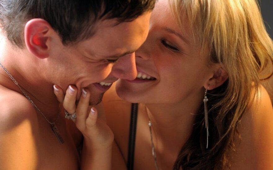 Testas: sužinok, kas padeda auginti santykius